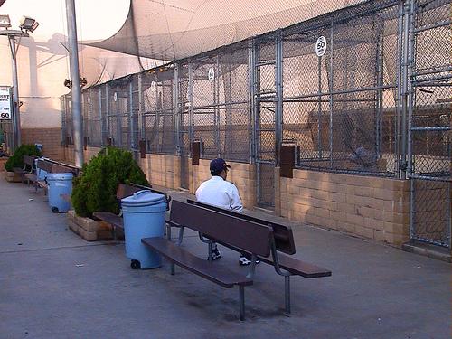 Home Run Park Batting Cages In Anaheim Orange County